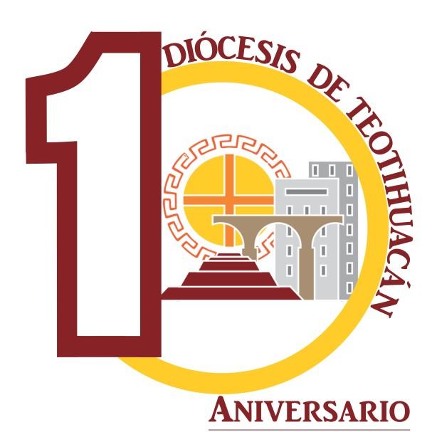 LOGO 10 AÑOS DIOCESIS